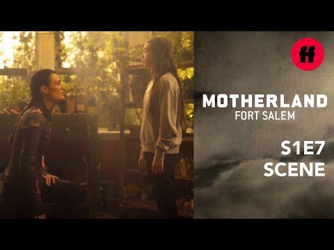 Motherland: Fort Salem Season 1, Episode 7 | Khalida Challenges General Alder | Freeform