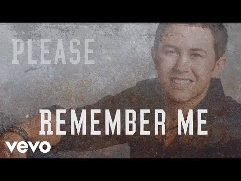 Please Remember Me (Lyric Video)