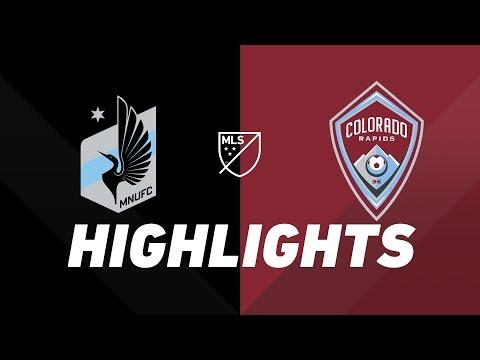 Video: Minnesota United FC vs. Colorado Rapids | HIGHLIGHTS - August 14, 2019