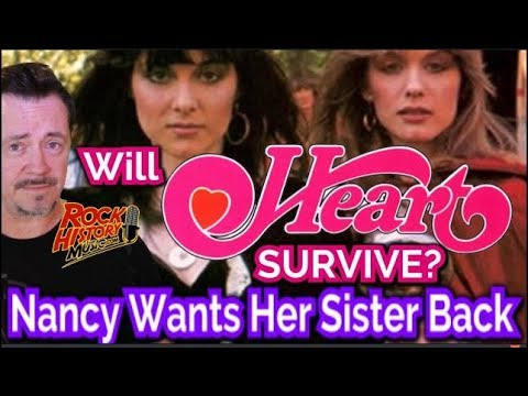 Is Heart Done? Nancy Wilson Reaches Out To Sister Ann for Thanksgiving