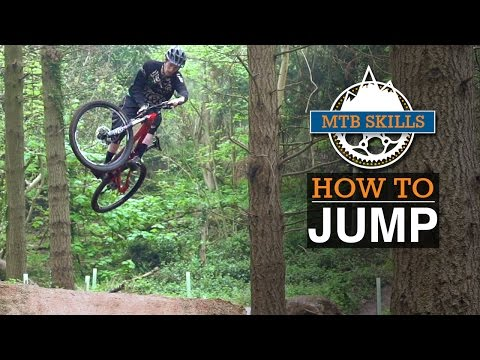 How to jump with a mtb