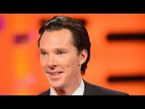 Benedict Cumberbatch & Chris Pine: Cumberbitches vs Pine Nuts - The Graham Norton Show NEW May 9