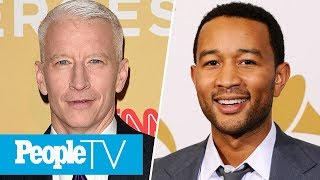 Video John Legend, Anderson Cooper & More Slam Trump For 'Racist' 'S--thole Countries' Comment | PeopleTV MP3, 3GP, MP4, WEBM, AVI, FLV Januari 2018