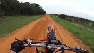 9. wheelie fail on KTM 450 SX F