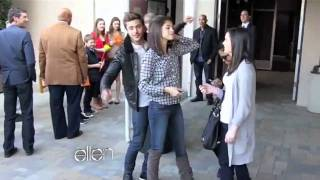 Taylor Swift & Zac Efron dancing with Selena Gomez, Justin Bieber & More