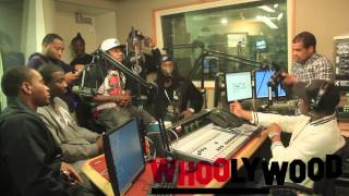GUCCI MANE vs DJ WHOO KID on the Whoolywood Shuffle on Shade 45