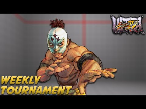 S.I.N City Ultra Street Fighter IV NA PC Weekly Tournament! (08-16-20)