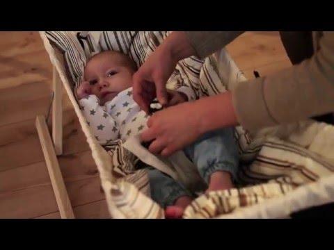 AMAZONAS KOALA Babyhängematte
