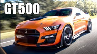 World's Fastest 2020 Ford Shelby GT500! - 3 NEW GT500's Drag Race and Roll Race by  That Racing Channel
