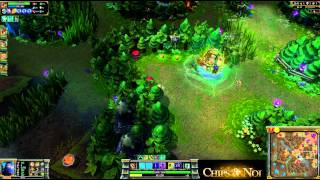 (HD181) Sypher vs aAa - League Of Legends Replay [FR]