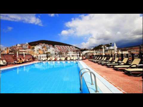 Top10 Recommended Hotels in Los Cristianos, Tenerife, Canary Islands Spain