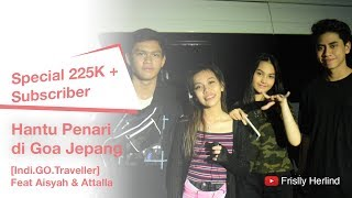 Video Hantu Penari di Goa Jepang [Indi.GO.Traveller] Feat. Aisyah & Attalla MP3, 3GP, MP4, WEBM, AVI, FLV Februari 2019