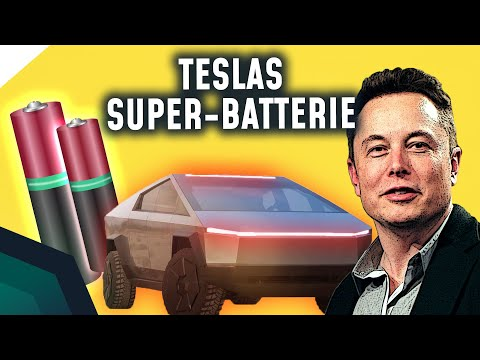 Teslas neue Super Batterie: 1,6 Millionen km mit dem E-Auto