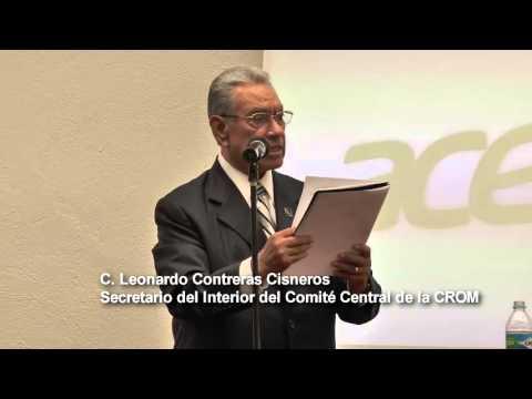 Primer aniversario luctuoso del Lic. Ignacio Cuauht�moc Paleta