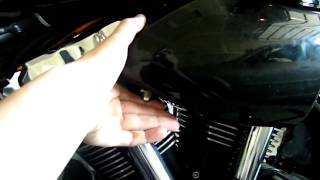 10. Yamaha Roadstar Warrior universal switch