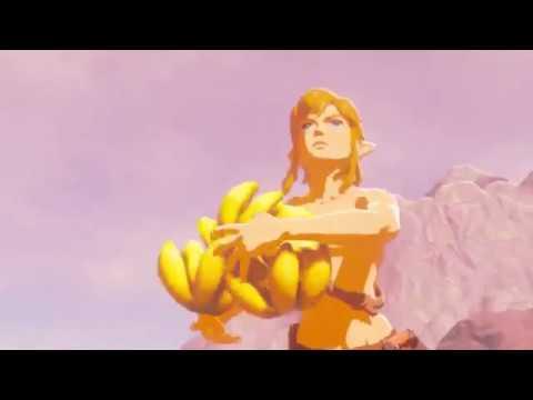 Legend of Zelda Banana man