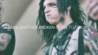 Black Veil Brides - Devil's Choir (Lyric Video)