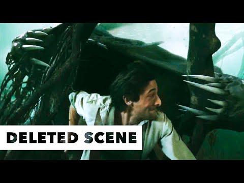 King Kong   Piranhadon Attack   Deleted Scene