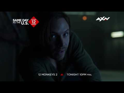12 Monkeys 2 Ep 7 (Preview)