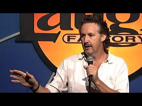 Harland Williams - British Accent and Motel 6 (Stand Up Comedy)