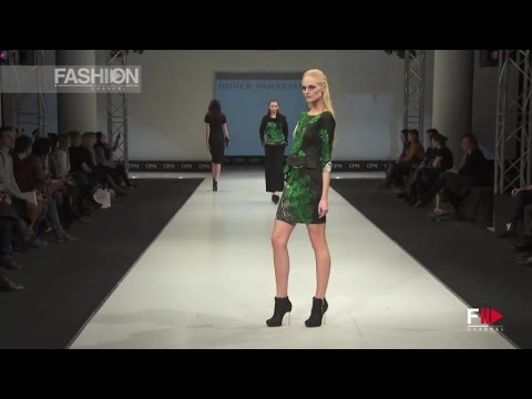 DIDIER PARAKIAN at CPM Moscow Autumn Winter 2014 2015 2 of 3 by Fashion Channel видео