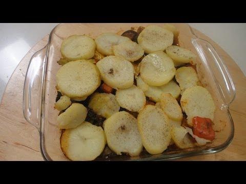 Spicy Vegetable And Potato Bake | Monsoon Special Recipes | Sanjeev Kapoor Khazana