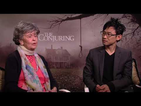 James Wan & Lorraine Warren #I - Interview James Wan & Lorraine Warren #I (Anglais)