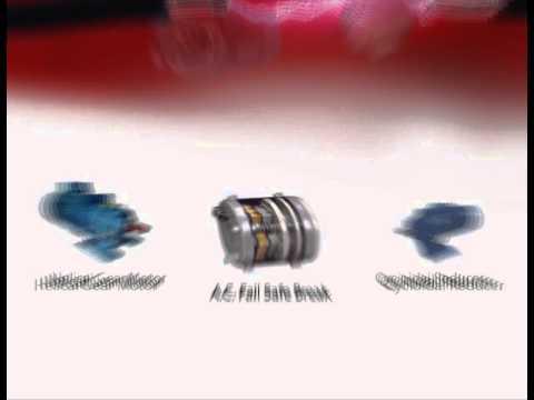 Three Stage Gear Motor, Crane Duty Gear Motor Manufacturer