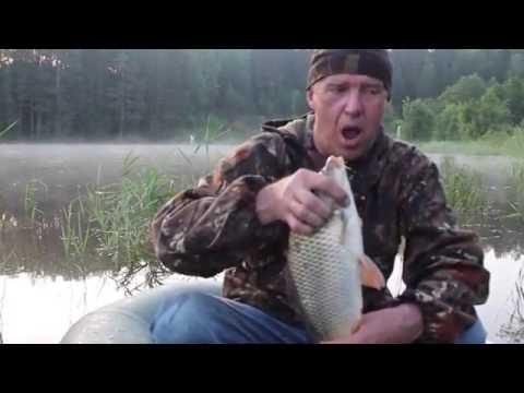 рыбалка на ческидовских прудах