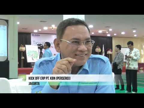 Kick Off ERP PT KBN (Persero)