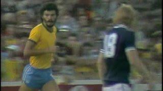 Die besten Tore des Sócrates für Brasilien