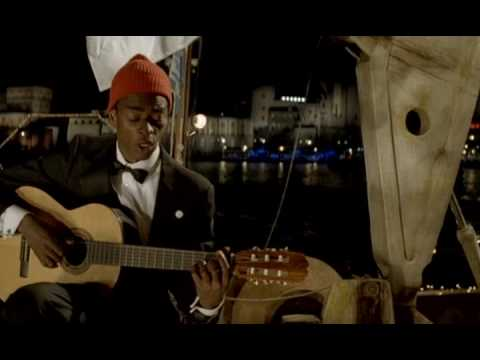 "Collection:  Seu Jorge in ""The Life Aquatic"""