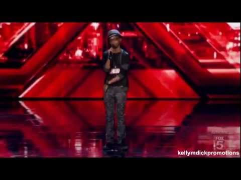 Brian Bradley - The X Factor U.S. - Audition - Ep. 4