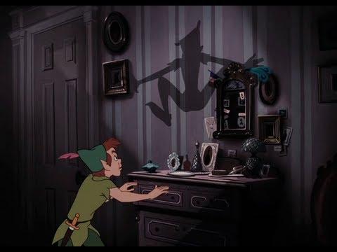Peter Pan Diamond Edition - Peter's Shadow Clip