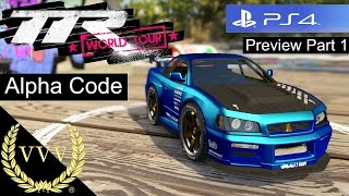 A first look at early 'Alpha Code' of Table Top Racing World Tour coming exclusively to the PS4. This forms part of several videos looking at the game and in...