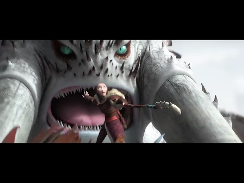 How To Train Your Dragon 2 - Battle Of The Bewilderbeast - English