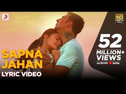 Video Sapna Jahan - Lyric Video | Brothers | Akshay Kumar | Jacqueline Fernandez download in MP3, 3GP, MP4, WEBM, AVI, FLV January 2017