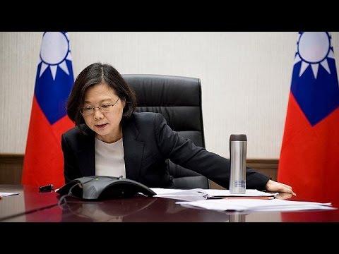 Διπλωματικοί τριγμοί μετά το τηλεφώνημα Τραμπ – προέδρου Ταϊβάν