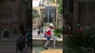Encapuchados vandalizaron fachada de Alcaldía de Barranquilla del Paseo Bolívar