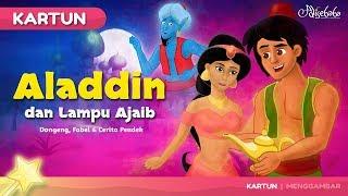 Aladdin dan Lampu Ajaib Cerita Untuk Anak anak - Animasi Kartun Bahasa Indonesia Berlangganan gratis : https://goo.gl/b6tLrV Dongeng lebih ...