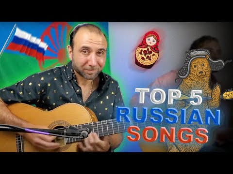 Top 5 Russian Songs You've Heard and Don't Know The Name