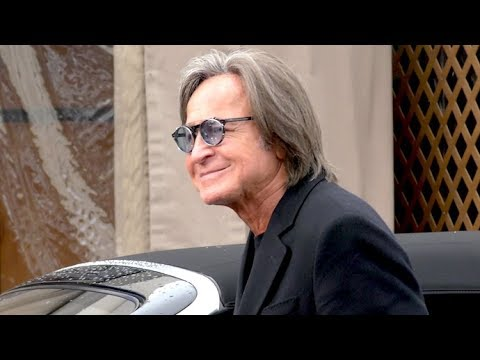 Mohamed Hadid Is Looking Sharp In Beverly Hills