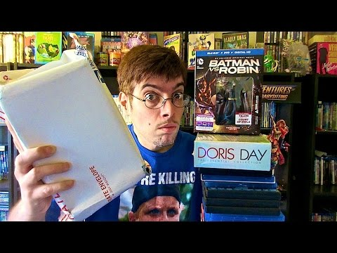 Big Ebay Unboxing / Blu-Ray Collection Update 4/10/15