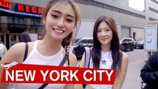 Video Our First Time in New York City! MP3, 3GP, MP4, WEBM, AVI, FLV Oktober 2018