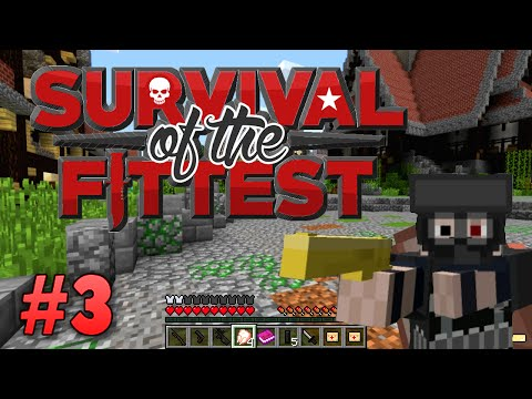 Fright - Survival of the fittest is a modded minecraft PvP/PvE experience put together by BdoubleO. The players are tossed into a post apocalyptic world and are left to loot towns, cities, and structures...