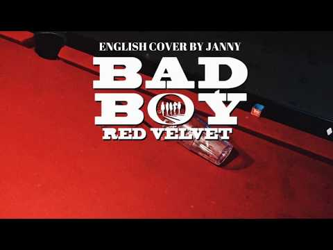 Red Velvet - Bad Boy | English Cover by JANNY