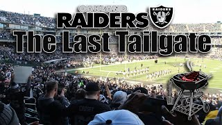 Alena's First Oakland Raiders Game! by The Baked Clam