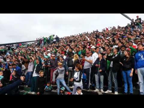 Nueva Chicago 2 - 0 San Martin SJ - Tribuna - Los Pibes de Chicago - Nueva Chicago