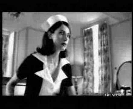 Banned Commercials - Nurse opening dress