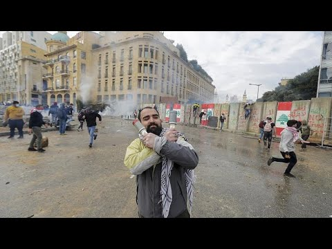 Λίβανος: Πεδίο μάχης το κέντρο της Βηρυτού